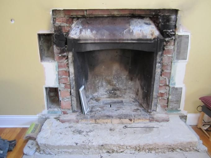 Can You Block Up Old Heatilator Vents, Old Heatilator Fireplace Manual