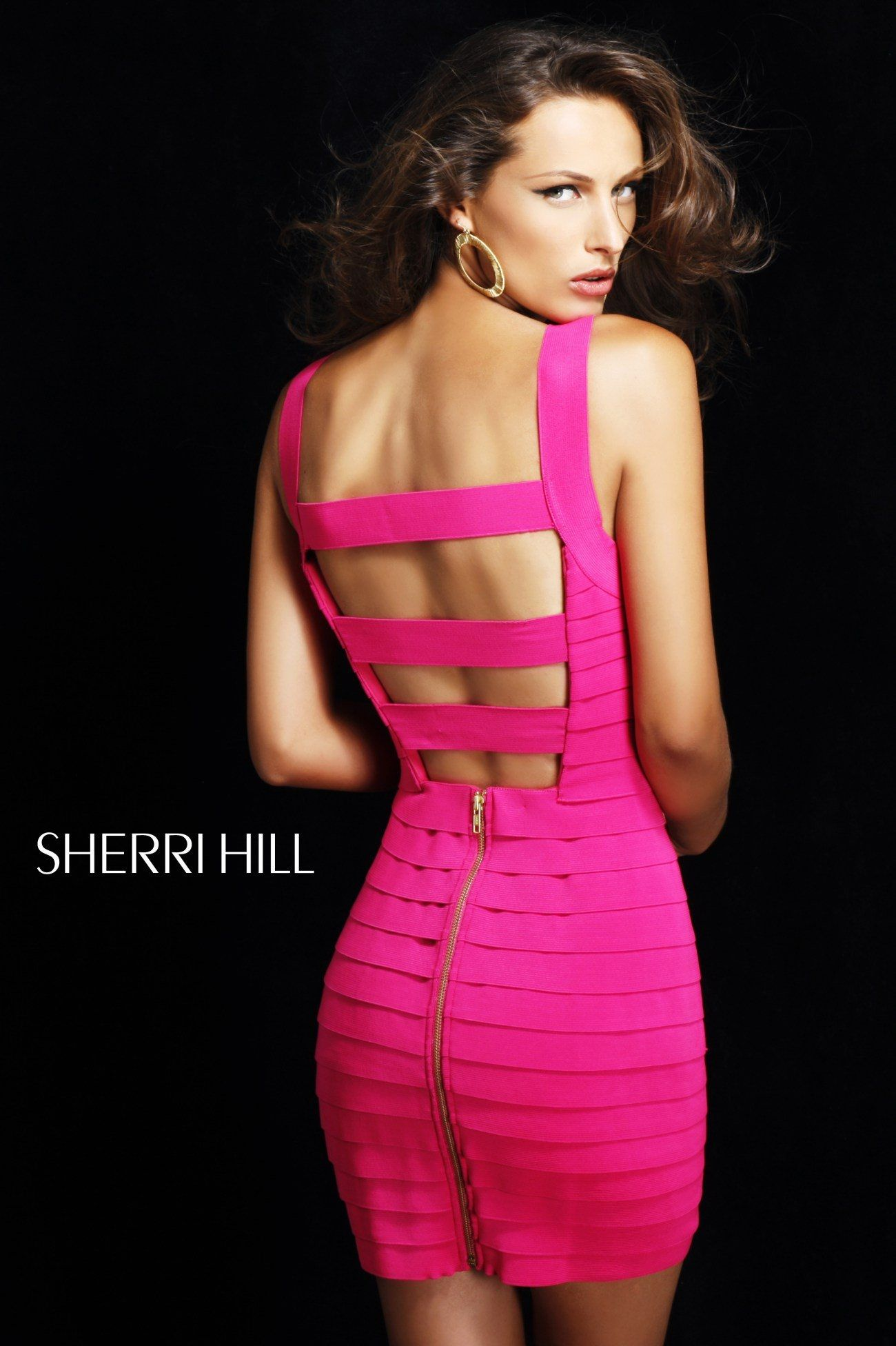 Anticuado Sherri Vestidos De Dama De Honor Colina Ideas Ornamento ...