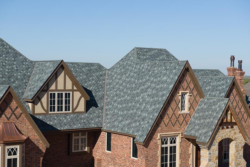 Best Pewter Gray Cascade Asphalt Roofing Shingles 400 x 300