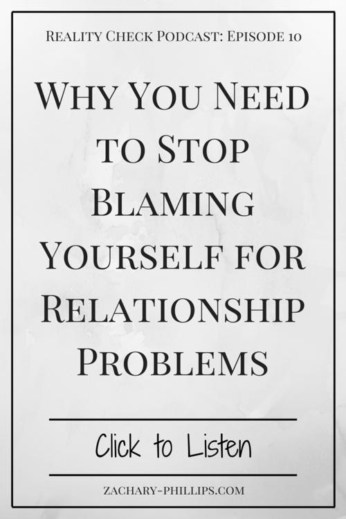 low self esteem relationship problems