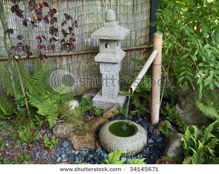 Superior Beautiful Decorative Japanese Home Garden Bamboo Waterfall Pond