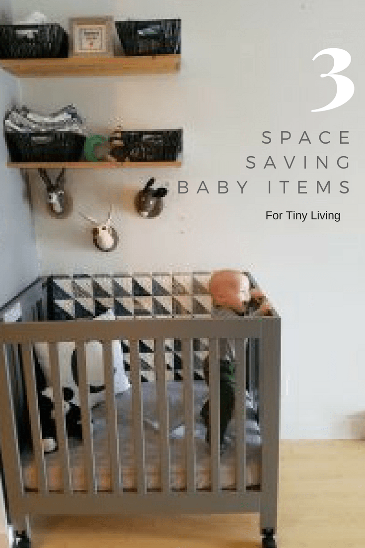 Living In A Small E With Baby Tiny Condo Apartment Tinyliving Smallliving Condoliving Apartmentliving Livingsmall Esaver