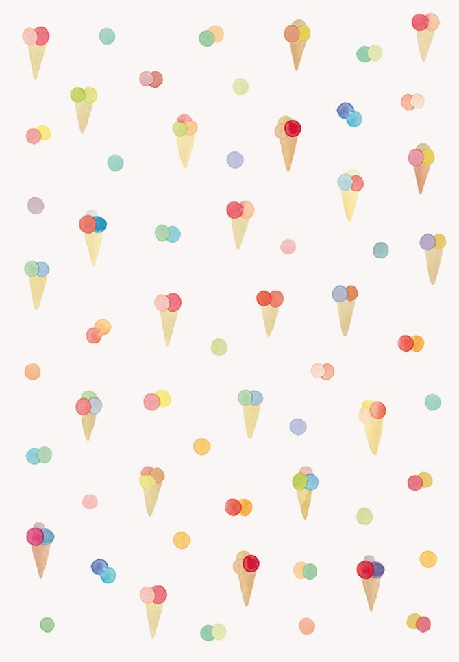 Ice cream. #digitalprint #india #digitalprintfabric Making use of digital printing to create fabulous prints  www.chimoraprint.com