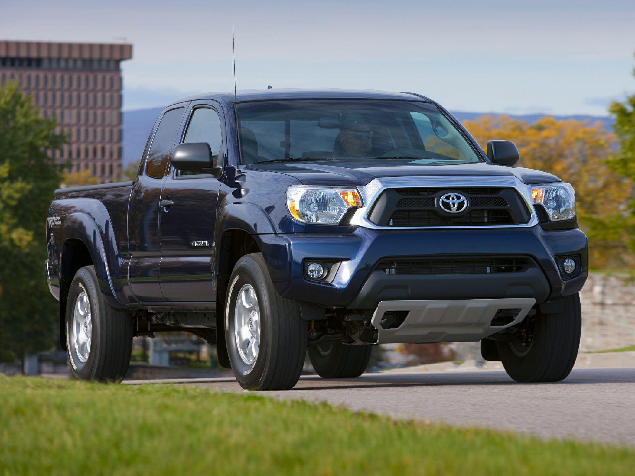 2015 Toyota Tacoma TRD Wallpapers  httpwallsautocom2015