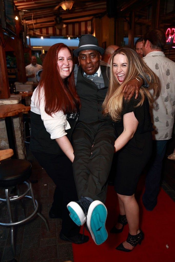 Ayw Exclusive 2015 Highlights Coolio Rapper Celebrity