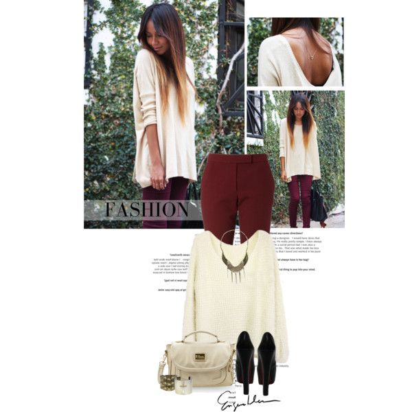 """Need to find jeans this color..""""Out for a walk..."""" by kaliam on Polyvore"""