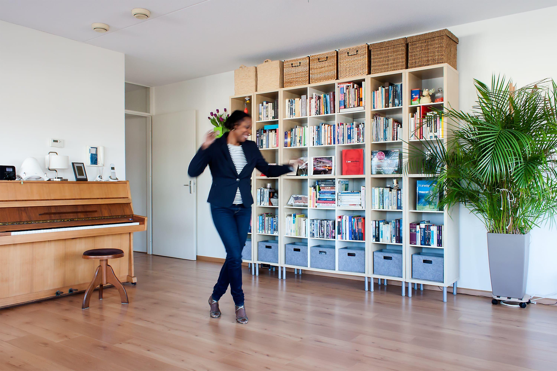 Tour an Enviably Organized Amsterdam Apartment