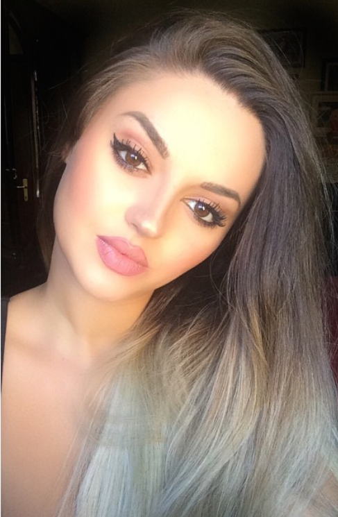 Enca Haxhia Beauty Beautiful Eyes Beauty Full