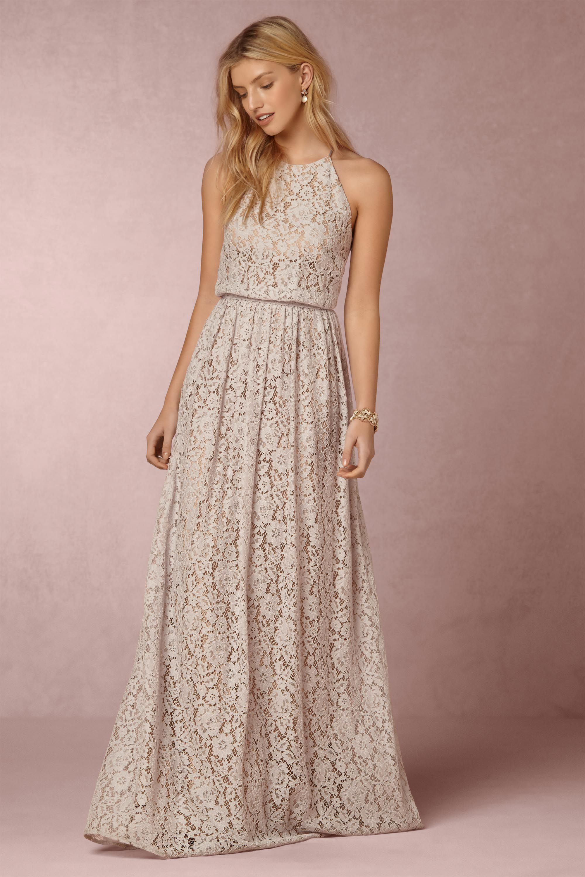 Bhldn alana dress in platinum nude 28000 specific bridesmaid bhldn alana dress in bridesmaids view all dresses at bhldn this for a maid of honor dress but with the tie in the front ombrellifo Image collections