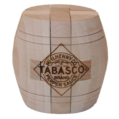 The Wooden Barrel Puzzle With Surely Challange Your Mind While Have