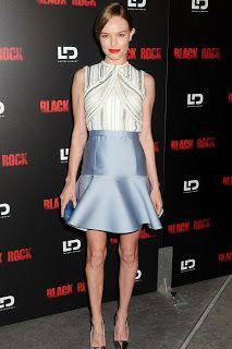 Sweet Pea: Best Dressed 6/5-10/5  Kate Bosworth
