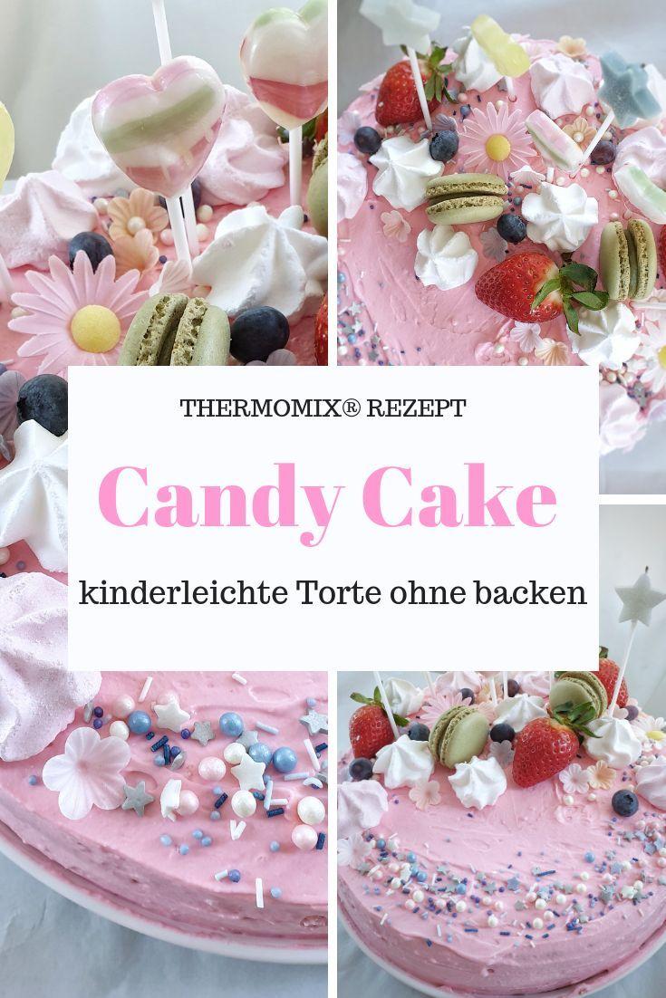 Candy Cake Ohne Backen Rezept Mit Bildern Torte Ohne Backen Schnelle Torten Ohne Backen Backen