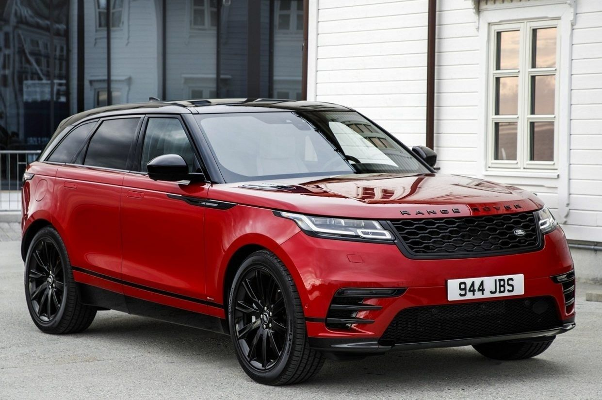 Top 2020 Land Rover Velar Svr Release Date Spy Shoot Carros