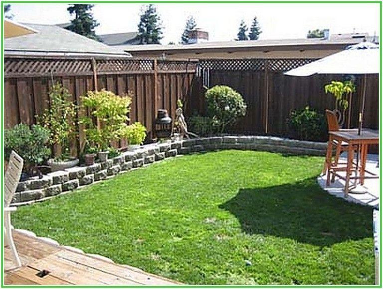 75 Beautiful Backyard Landscaping Ideas on Budget #yardsale  #yarddecorations #yardart - 75 Beautiful Backyard Landscaping Ideas On Budget Garden