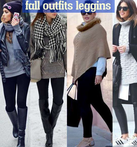 fall outfits leggins