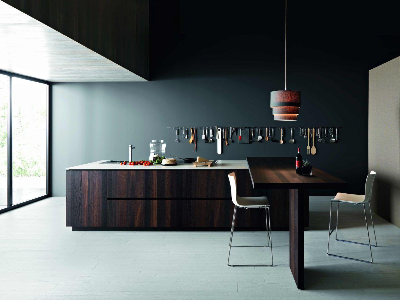 Cesar N_Elle Oak Kitchen  Kitchen design small, Modern kitchen