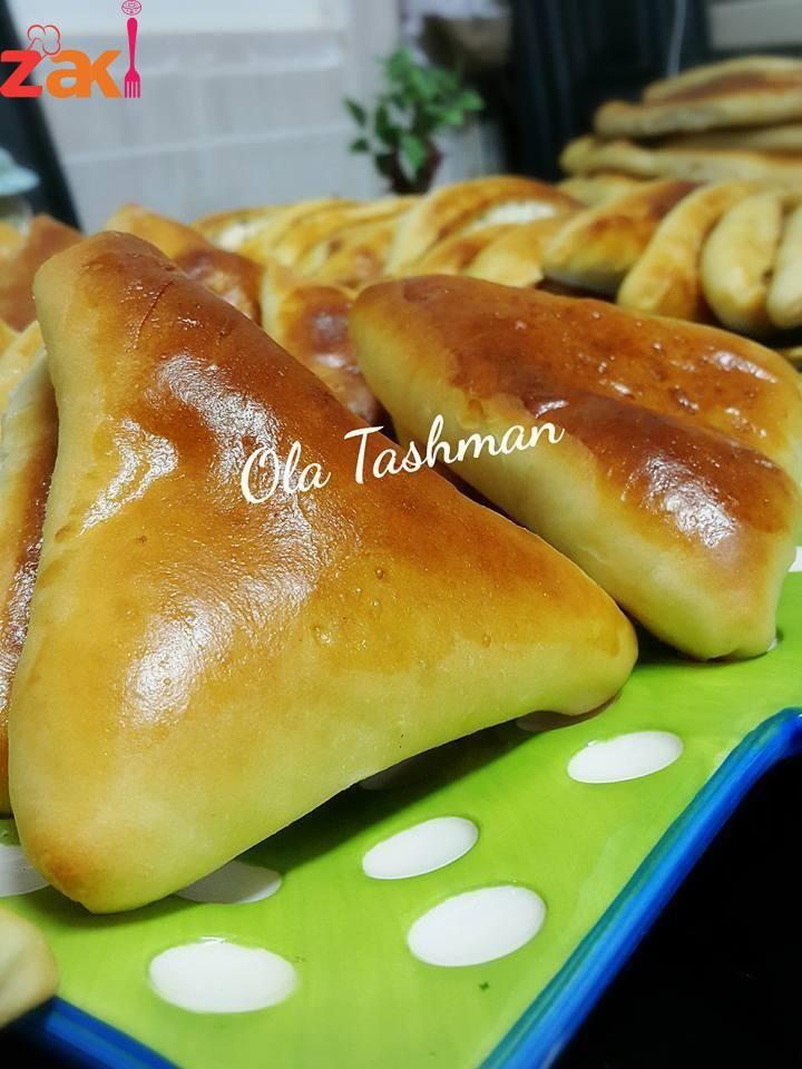 عجينة سحرية لكافة أنواع المعجنات مع سر اللمعة الذهبية زاكي Syrian Food Easy Delicious Recipes Arabic Food