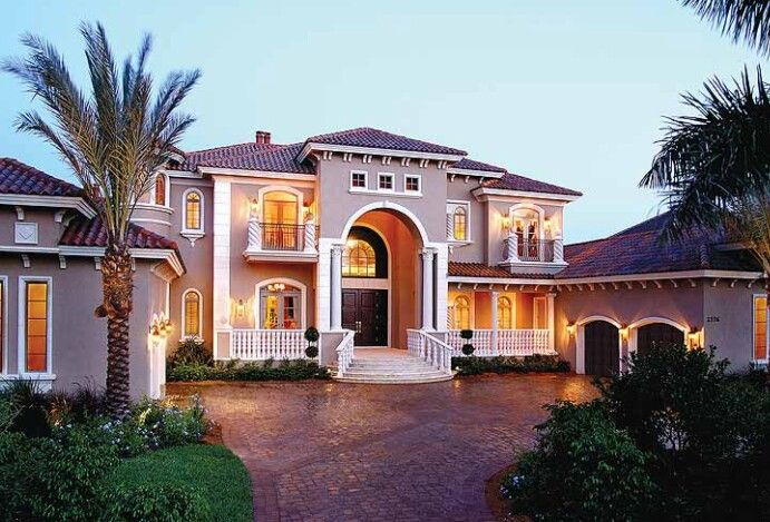 Pin By Nani4ever On Houses I Like Mediterranean Style