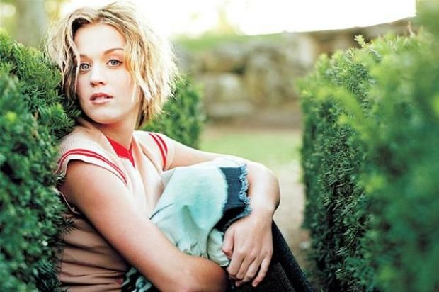Katy Hudson, now known as Katy Perry got her start in the musical industry singing gospel music.  #KatyPerry