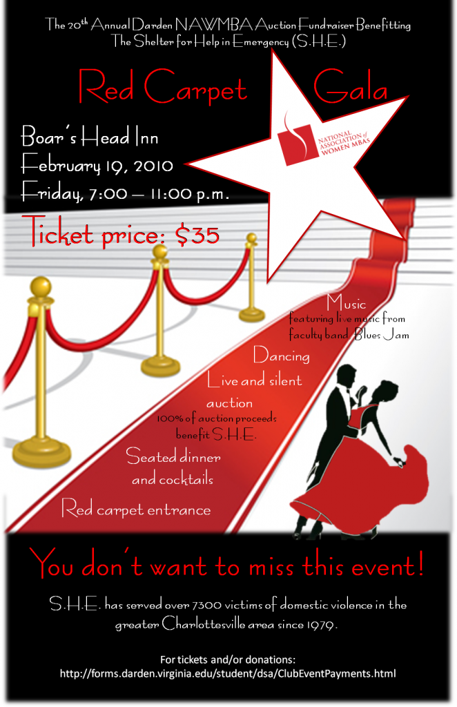 Red carpet invite -save the date idea | Father Daughter Dance ...