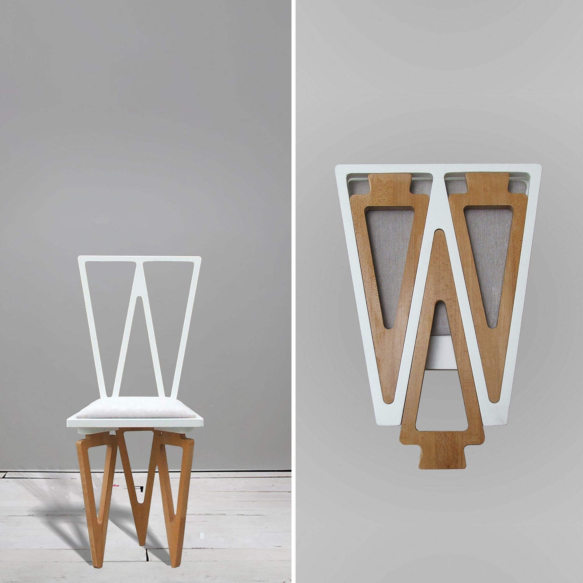 Super Triangle Solid Wood Folding Chair Office Furniture Design Unemploymentrelief Wooden Chair Designs For Living Room Unemploymentrelieforg