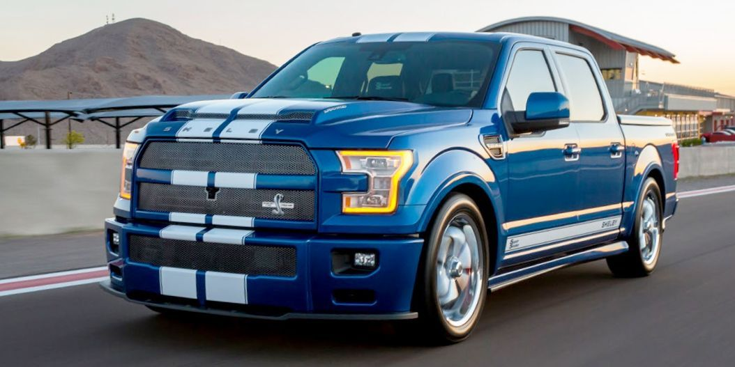 The 750 Hp Shelby F 150 Super Snake Is A 100 000 Thundertruck In