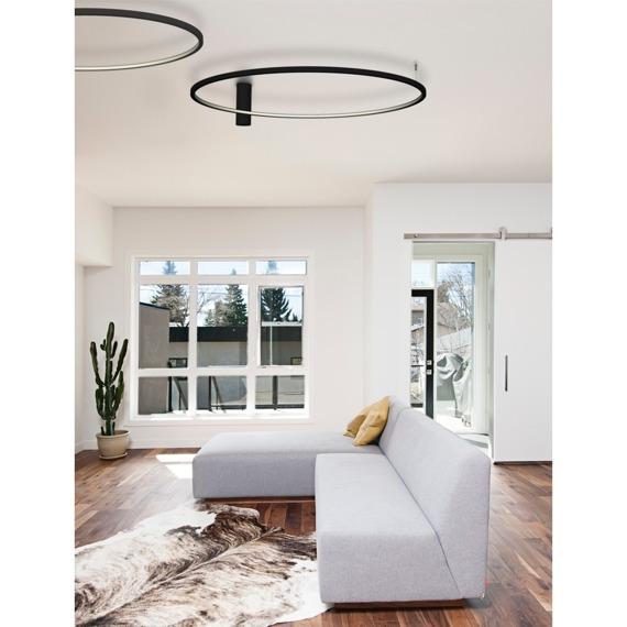 Echo 67948 Plafon Ramko 38 W Led Czarny In 2020 Home Decor Home Decor