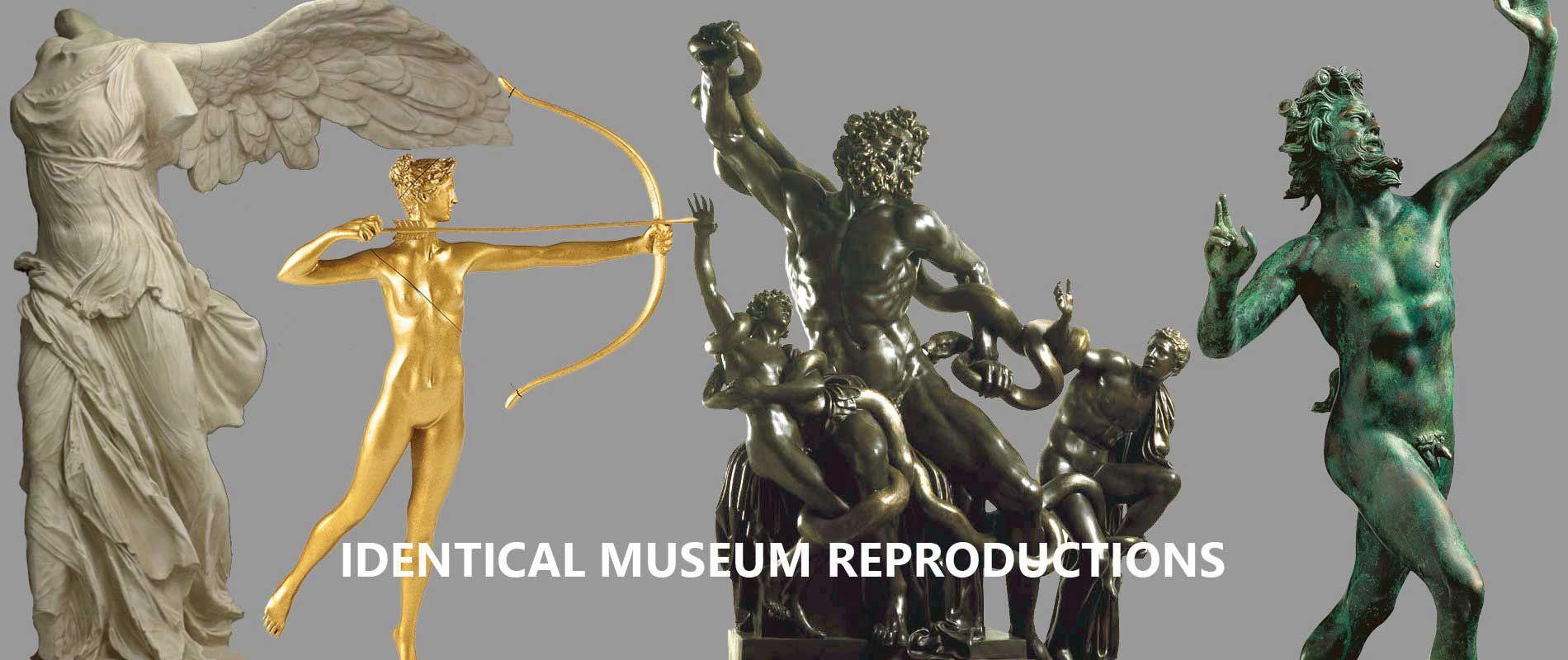 Modern Sculpture Reproductions
