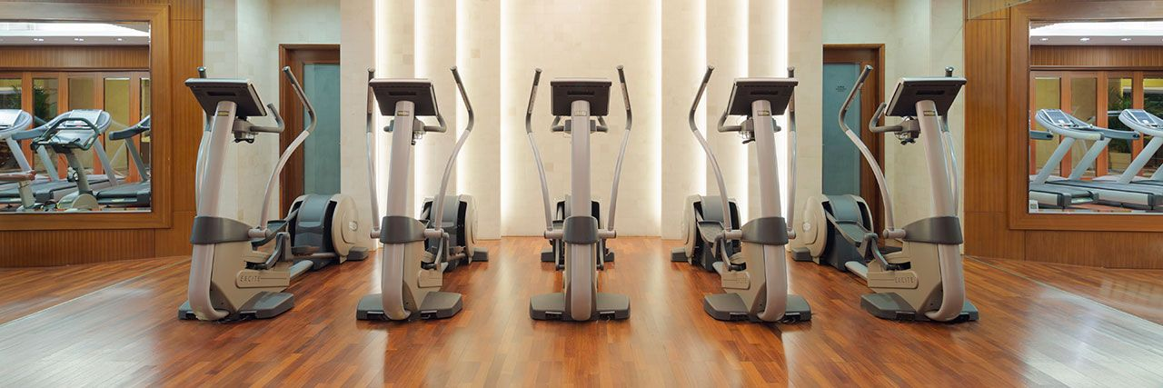 Image result for hotel fitness center workout fitness