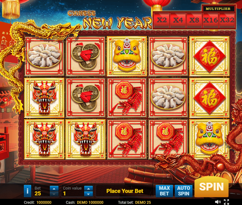 Chinese New Year Evoplay Freeslot Online Click And Play