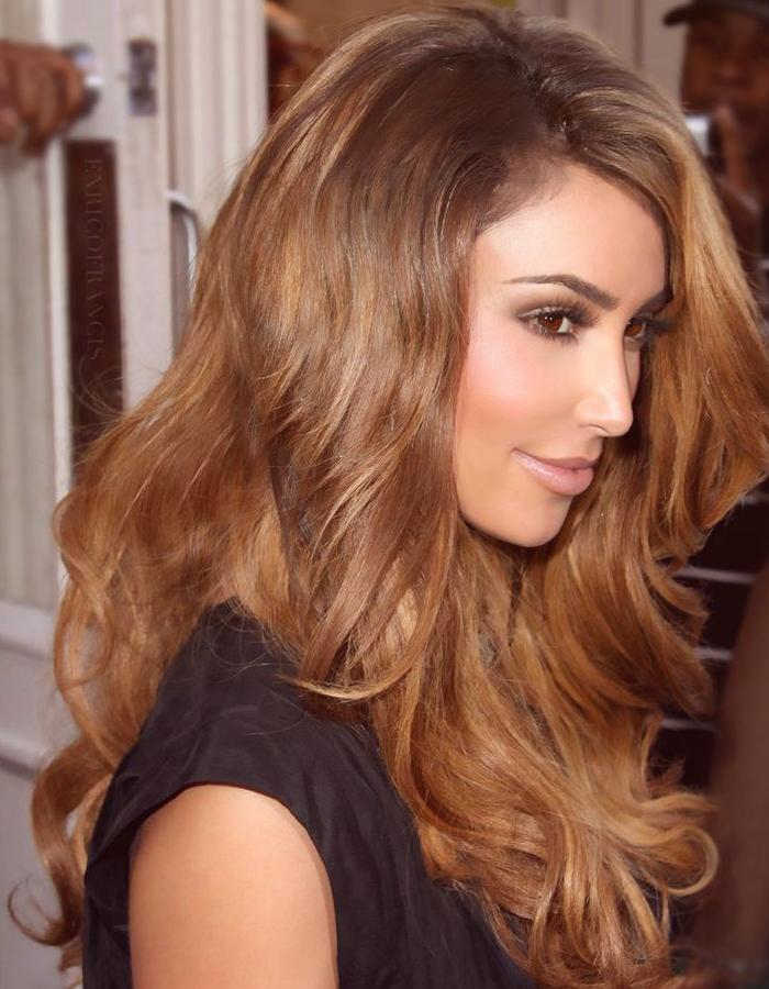 Karamel Sac Rengi Sac Modelleri Ombre Karamel Sac Renkleri Caramel Hair Color 1 Sac Renkleri Sac Rengi Sac