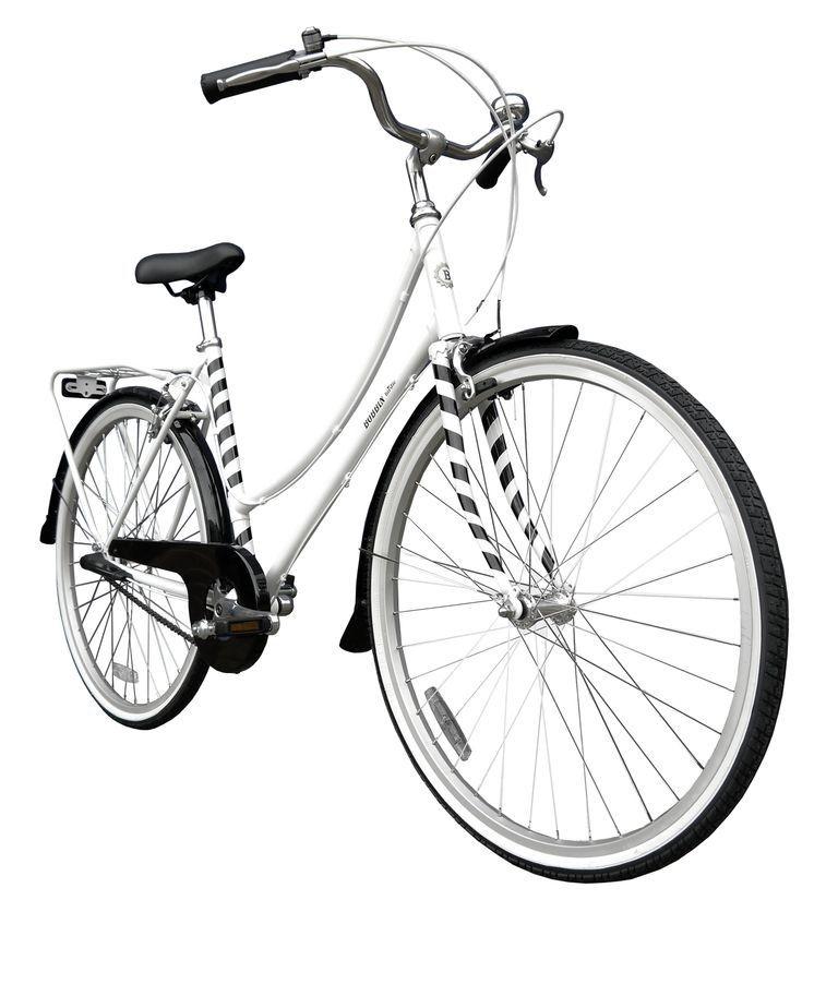 Bobbin Birdie Humbug Black And White Bike Tempted With