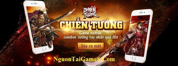 Aivo game đã cho ra mắt Chiến Tướng Mobile cho dòng điện thoại Android iOS (