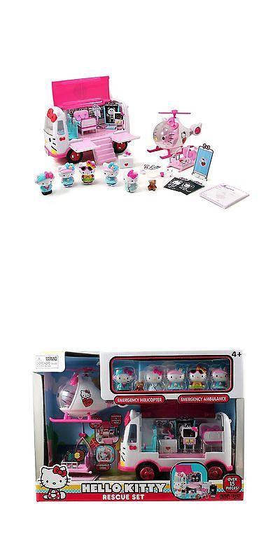 970279c851e9 Hello Kitty 5204  Hello Kitty Rescue Set Free Shipping -  BUY IT NOW ONLY