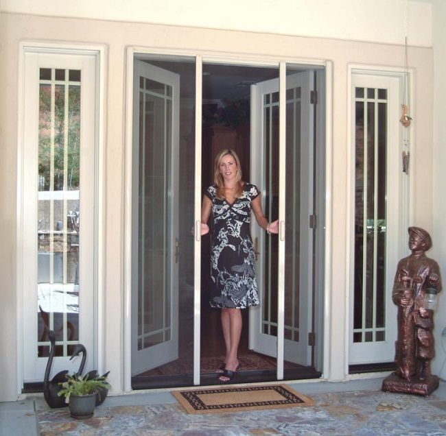 invisible screen door | Door Designs Plans & invisible screen door | Door Designs Plans | door design plans ...