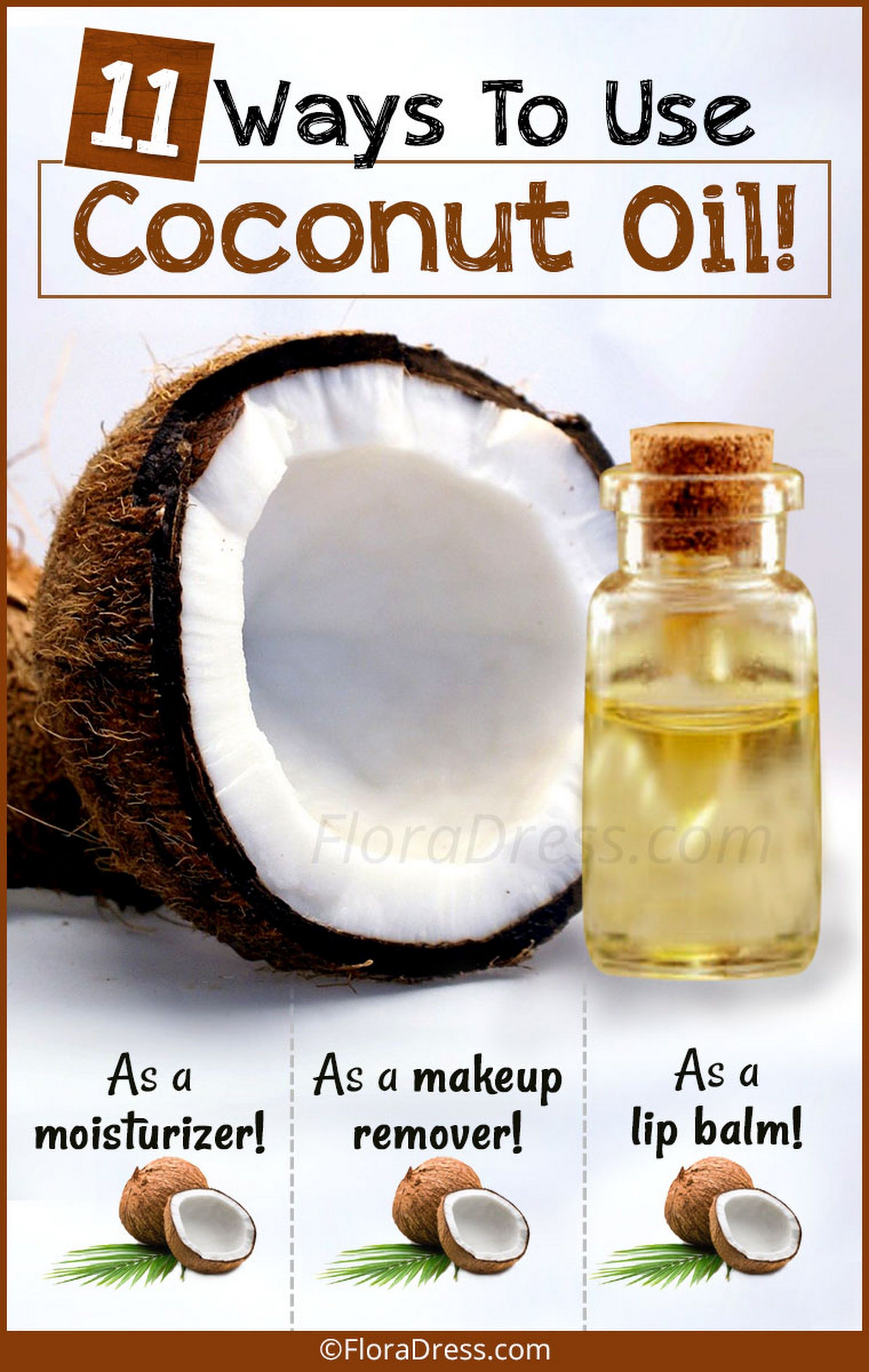 Coconut oil is your personal cosmetologist and doctor 60