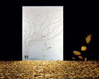 porte interne tutto vetro scorrevoli a scomparsa ... - Porte In Vetro Scorrevoli Per Interni Casali
