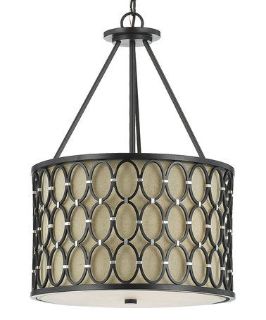 This Bronze Cosmo Pendant Light Is Perfect Zulilyfinds