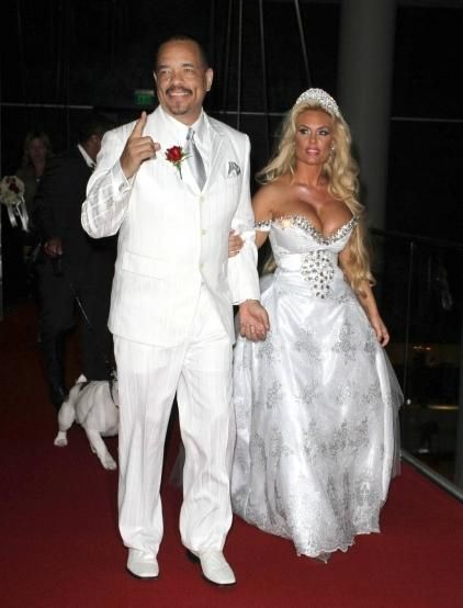 Coco And Ice T Wedding Barbie World Ice T Coco Renew Their