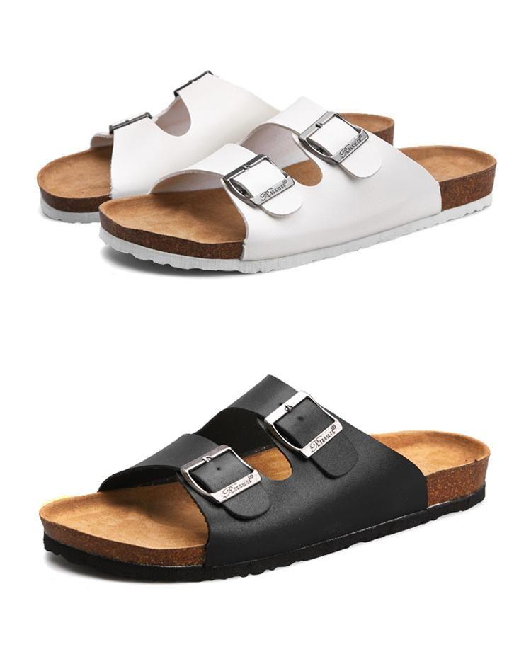 43402e17b Men s Open Toe Sandal- Black