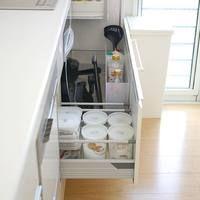 使いたいものをさっと取り出せる キッチン シンク下 のお手本収納術 キナリノ インテリア 収納 収納 収納 おすすめ
