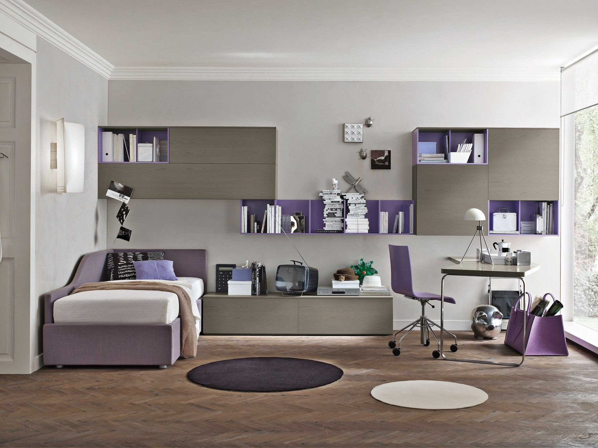 Modern Childrens Bedroom Furniture Tomasella Tommy Young Modern Kids Room Inspiration