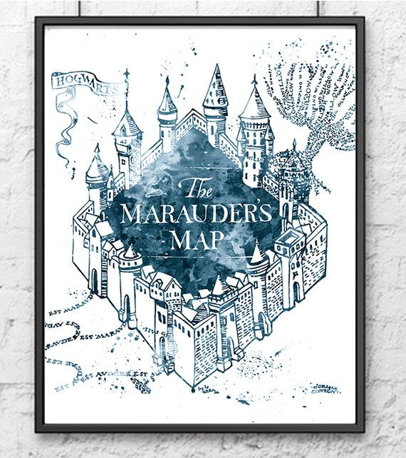 hogwarts schloss kunst harry potter hogwarts von gingerkidsart harry potter pinterest. Black Bedroom Furniture Sets. Home Design Ideas