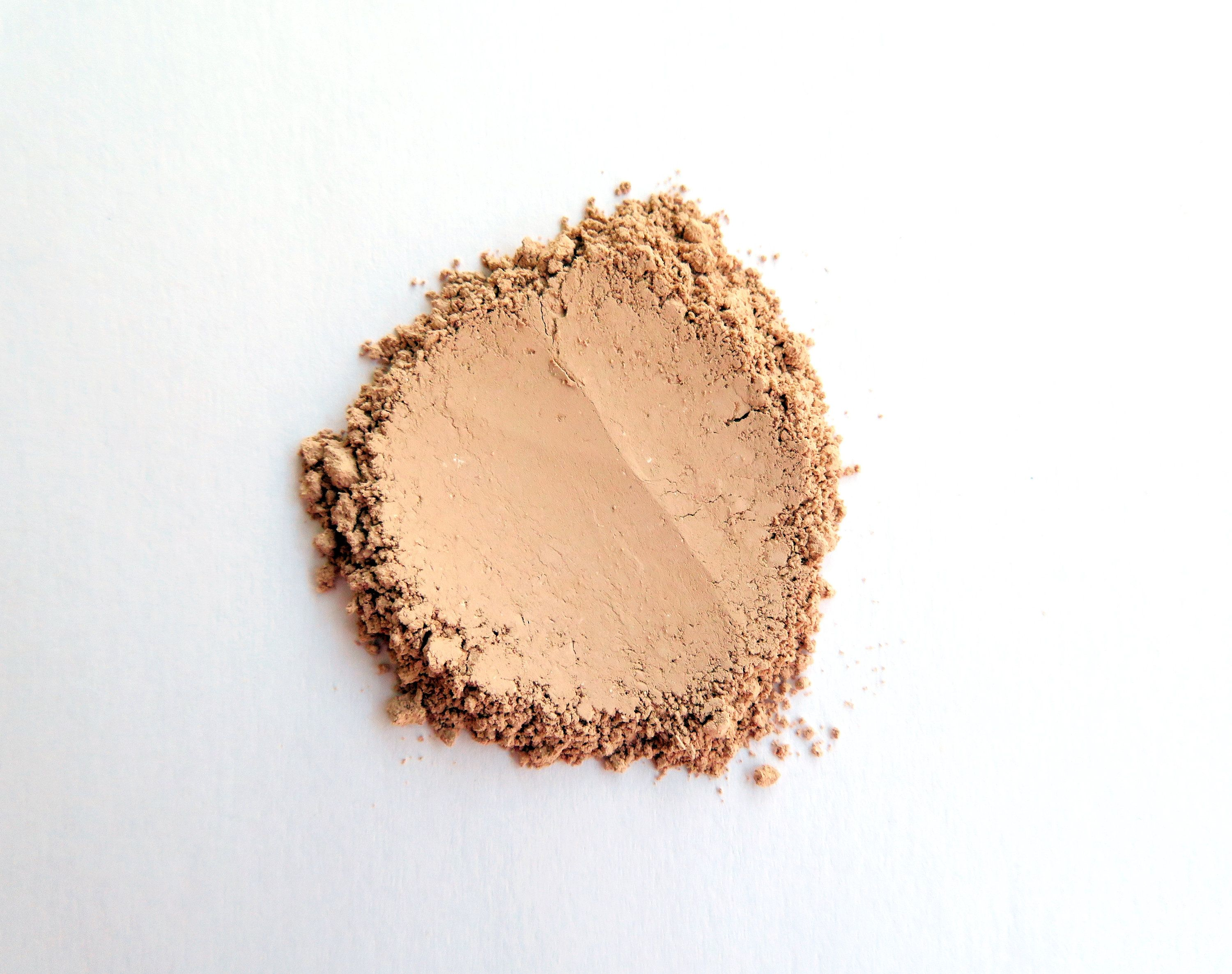 Natural Mineral Foundation, Powder Foundation, Foundation
