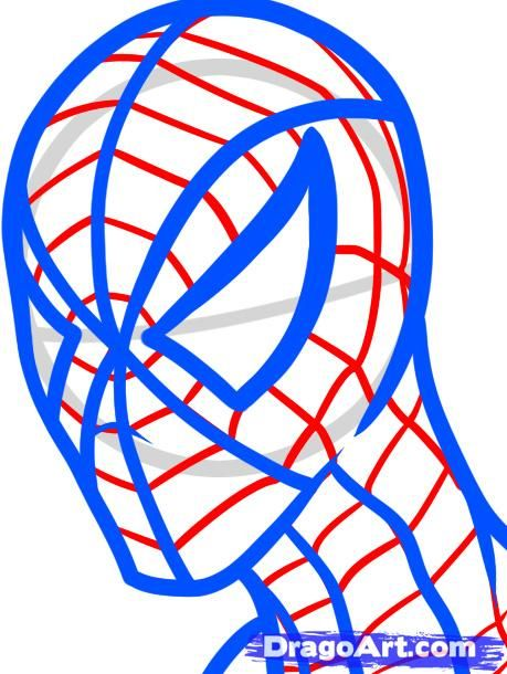 spiderman face logo spiderman mask clipart 23435wall jpg cake rh pinterest ca spiderman logo face paint spider man homecoming face logo
