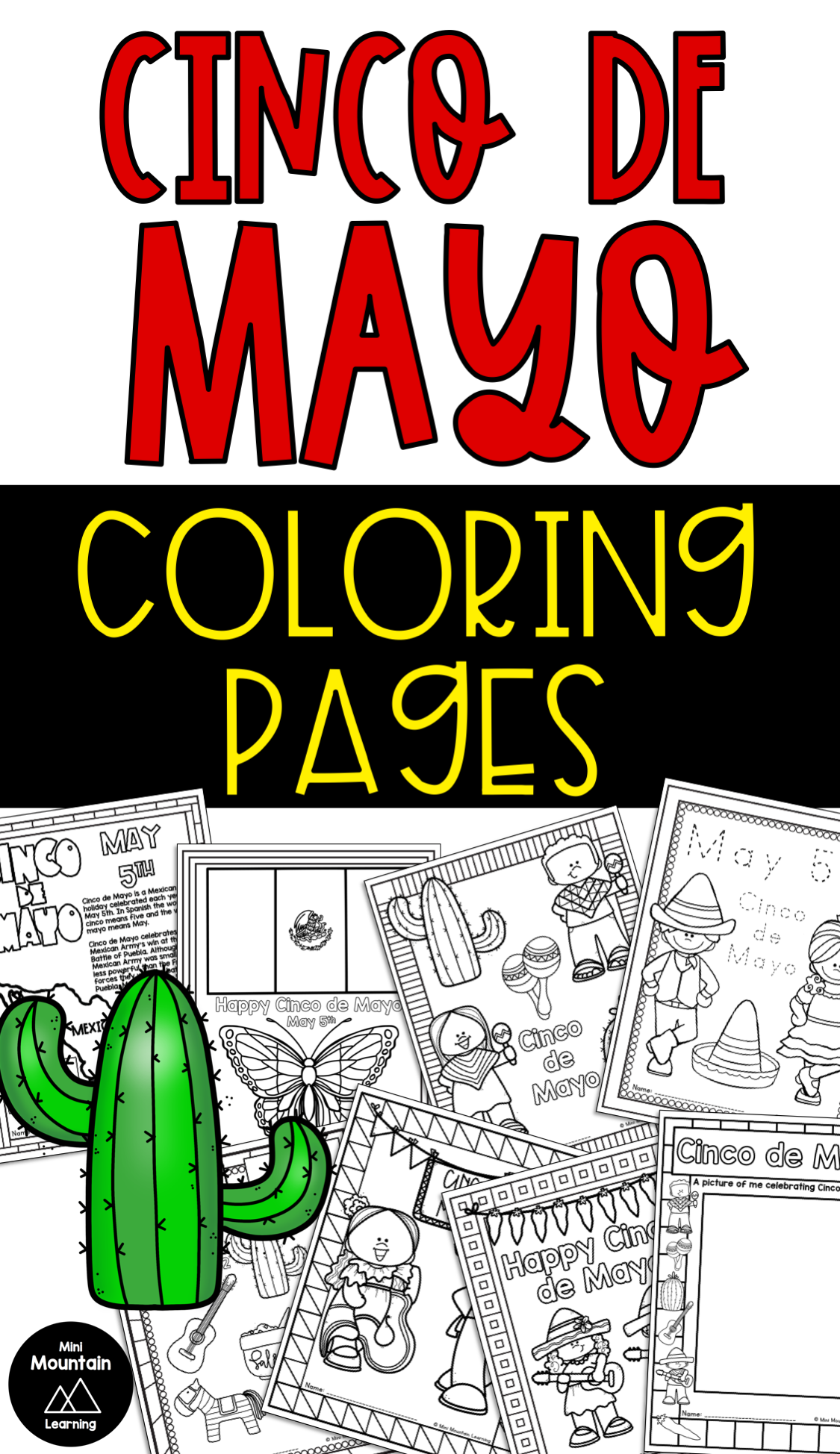 Cinco De Mayo Coloring Pages Mothers Day Coloring Pages Fathers Day Coloring Page New Year Coloring Pages [ 1948 x 1125 Pixel ]