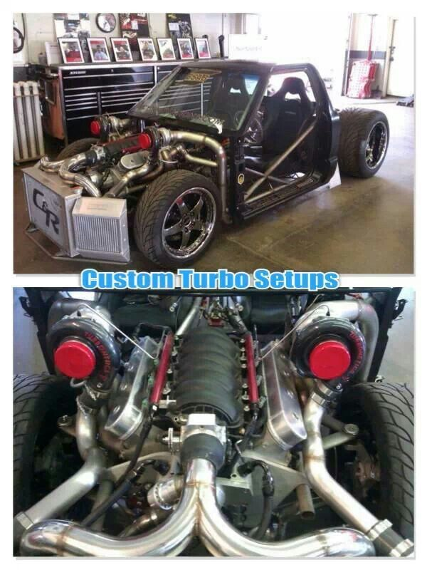 Standing mile S10  6 2 twin turbo | Tuuuurrrrrbo | Chevy