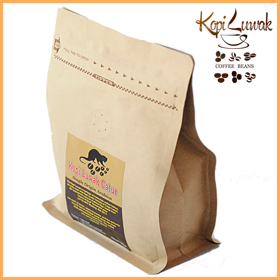 The Rarest Coffee Kopi Luwak