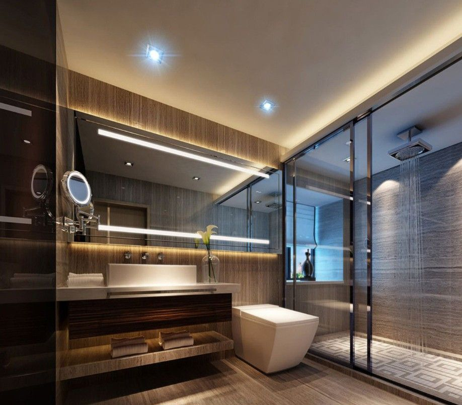 35 best contemporary bathroom design ideas bathrooms for Dekotipps badezimmer