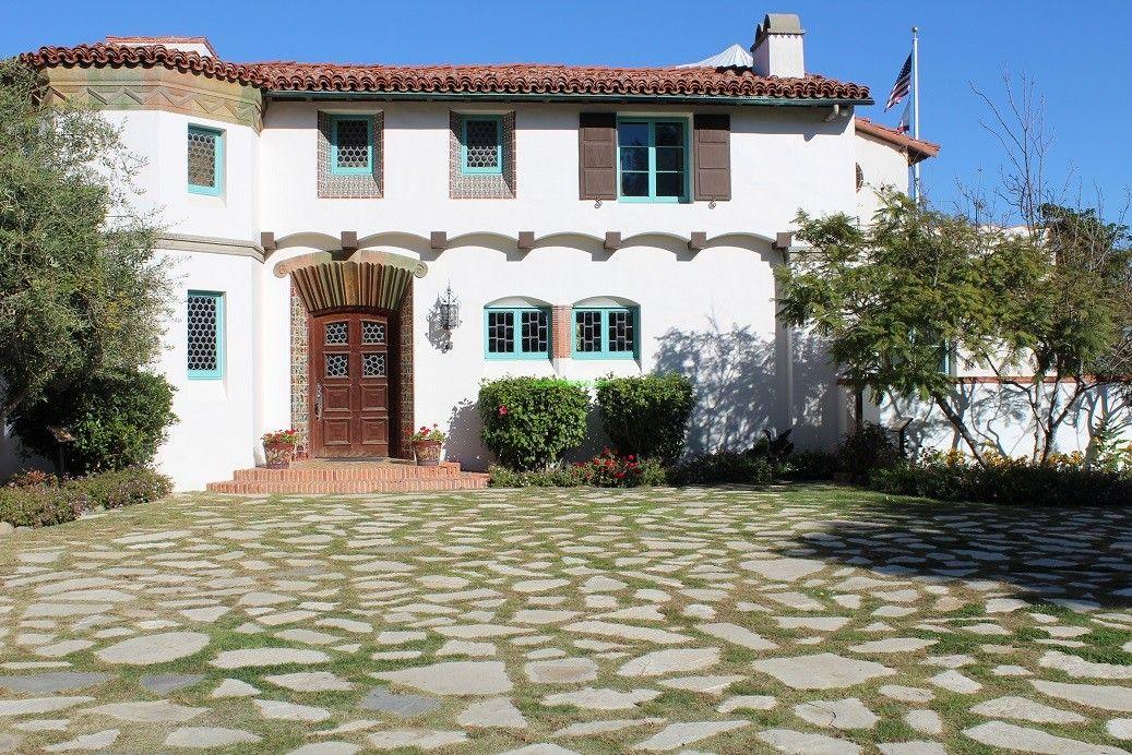 Spanish Revival california spanish home exteriors   spanish revival a 300x200